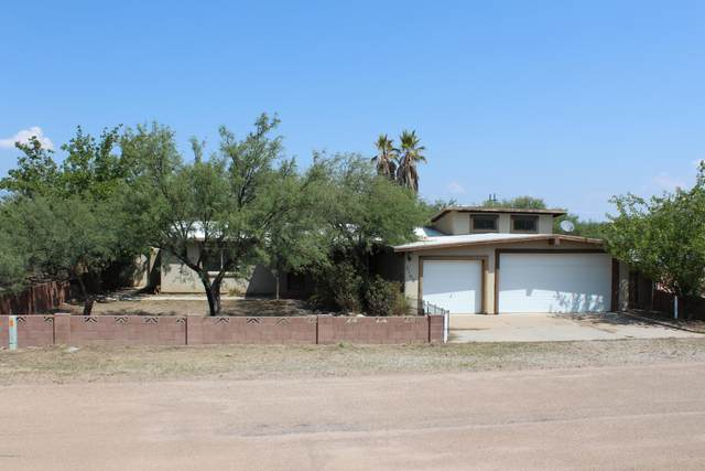 3100 W Verde Drive, Benson, AZ 85602 (#22021480) :: Long Realty - The Vallee Gold Team