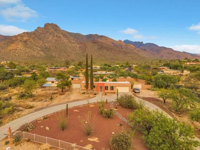 8200 N Rancho Catalina Avenue, Tucson, AZ 85704 (#22021501) :: Tucson Property Executives