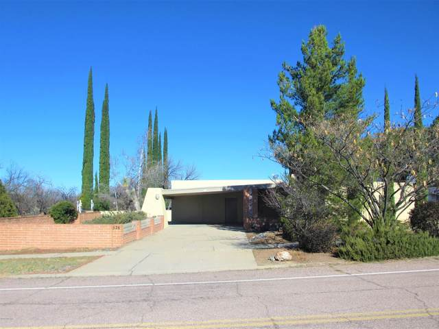 526 Kino Springs Drive, Nogales, AZ 85621 (#22021503) :: Keller Williams