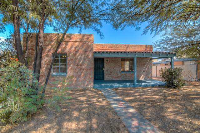 713 E Elm Street, Tucson, AZ 85719 (#22021504) :: Tucson Property Executives