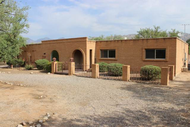 11361 E Hash Knife Circle, Tucson, AZ 85749 (#22021513) :: Long Realty - The Vallee Gold Team