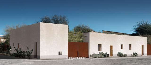 615 S 9Th Avenue, Tucson, AZ 85701 (#22021564) :: Long Realty - The Vallee Gold Team