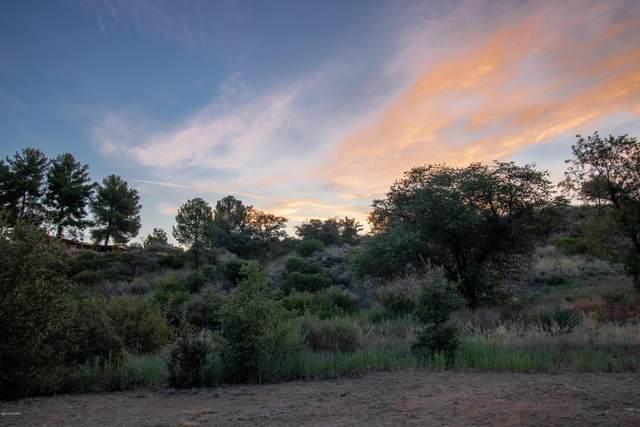 2.66 Acres N Cedar Ridge Drive, Oracle, AZ 85623 (#22021592) :: The Josh Berkley Team