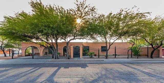 1304 W Sonora Street, Tucson, AZ 85745 (#22021626) :: Kino Abrams brokered by Tierra Antigua Realty