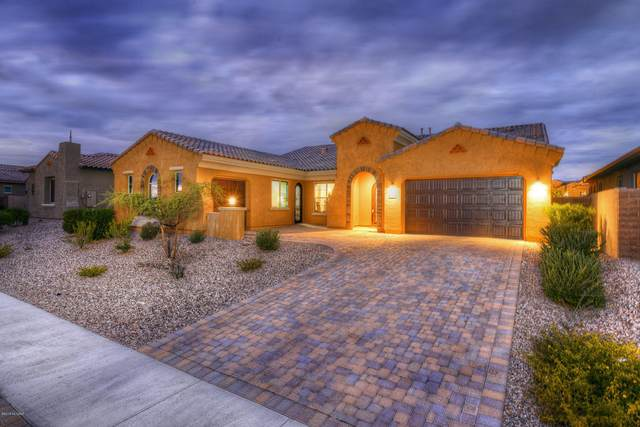 13543 N Trailing Indigo Court, Tucson, AZ 85755 (#22021641) :: Keller Williams