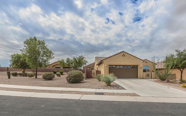 14000 E Barouche Drive, Vail, AZ 85641 (#22021697) :: Long Realty - The Vallee Gold Team