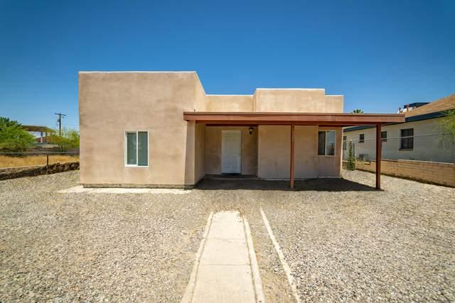 321 E Waverly Street, Tucson, AZ 85705 (#22021720) :: Kino Abrams brokered by Tierra Antigua Realty