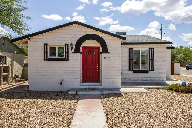 1802 E Silver St Street, Tucson, AZ 85719 (#22021753) :: Long Realty - The Vallee Gold Team