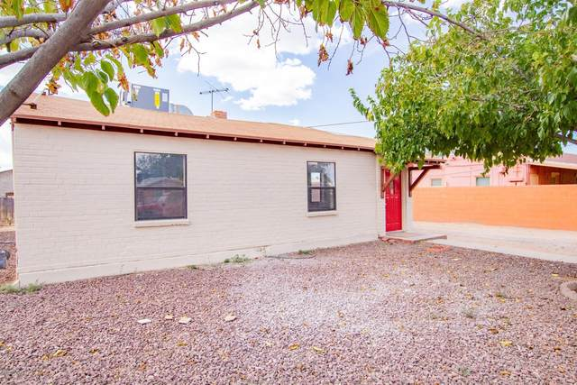 3532 S Lundy Avenue, Tucson, AZ 85713 (#22021757) :: Long Realty - The Vallee Gold Team