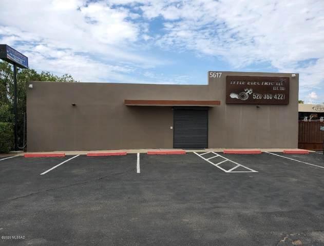5617 E 22Nd Street, Tucson, AZ 85711 (#22021935) :: The Josh Berkley Team