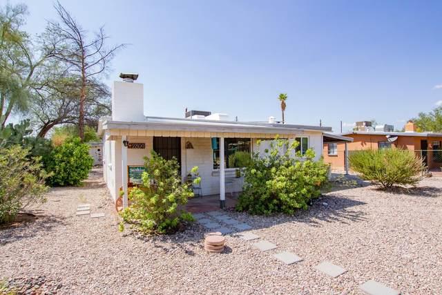 2809 N Desert Avenue, Tucson, AZ 85712 (#22021990) :: Keller Williams