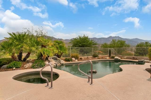 37153 S Desert Sun Drive, Tucson, AZ 85739 (#22021993) :: Long Realty Company