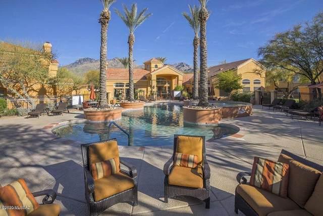 7050 E Sunrise Drive #10206, Tucson, AZ 85750 (#22022003) :: Keller Williams