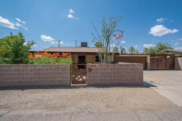 1601 N Desert Place, Tucson, AZ 85712 (#22022102) :: Keller Williams
