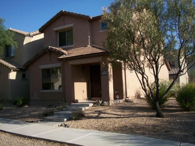10543 E Pleasant Pasture Drive, Tucson, AZ 85747 (#22022119) :: Keller Williams