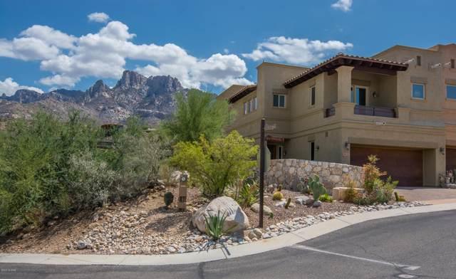 1816 E Via Mirabella, Tucson, AZ 85737 (MLS #22022132) :: The Property Partners at eXp Realty