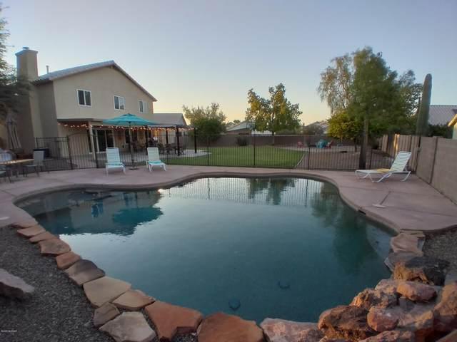9060 N Running Bear Place, Tucson, AZ 85743 (#22022148) :: Tucson Property Executives
