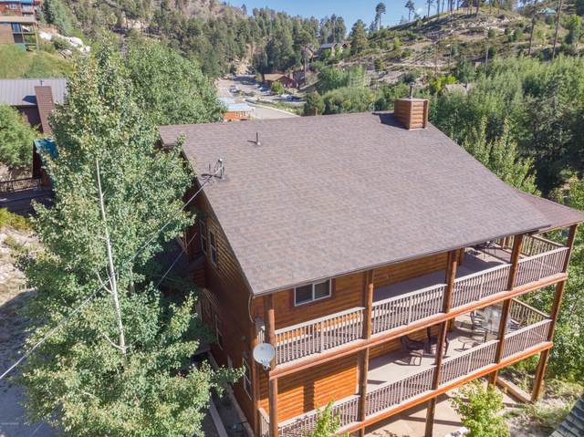 12848 N Phoenix Avenue, Mt. Lemmon, AZ 85619 (#22022169) :: eXp Realty