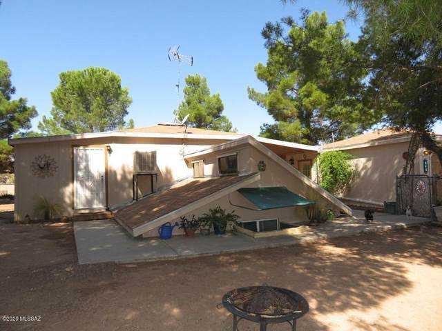 262 N Dorothy Avenue, Benson, AZ 85602 (#22022178) :: Long Realty - The Vallee Gold Team