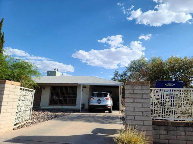 5828 E 30th Street, Tucson, AZ 85711 (#22022228) :: Long Realty - The Vallee Gold Team