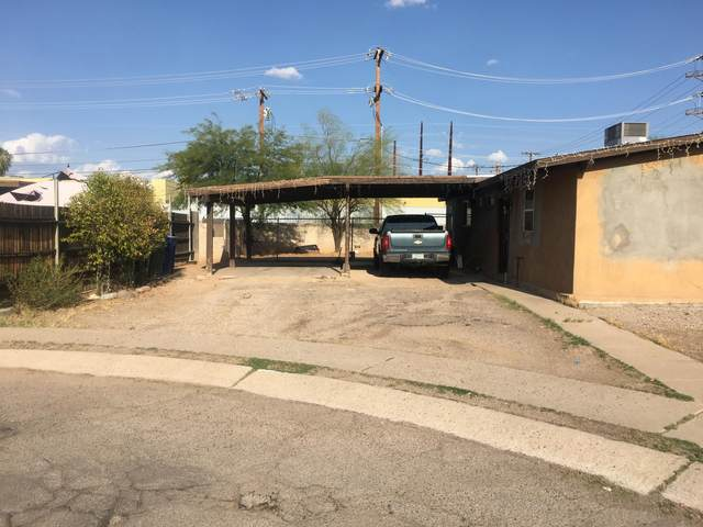 1819 S Winstel Avenue, Tucson, AZ 85713 (#22022248) :: Long Realty - The Vallee Gold Team