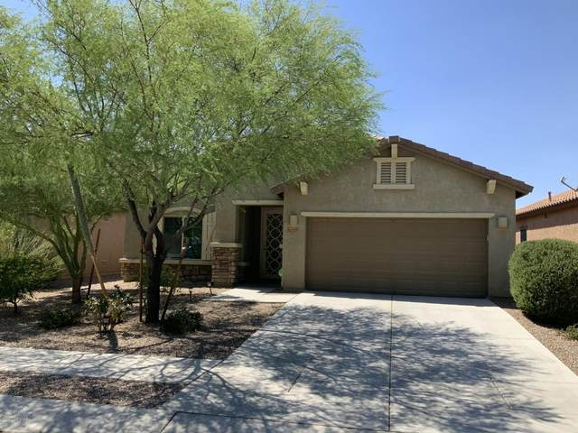 8152 N Circulo El Palmito, Tucson, AZ 85704 (#22022284) :: Tucson Property Executives