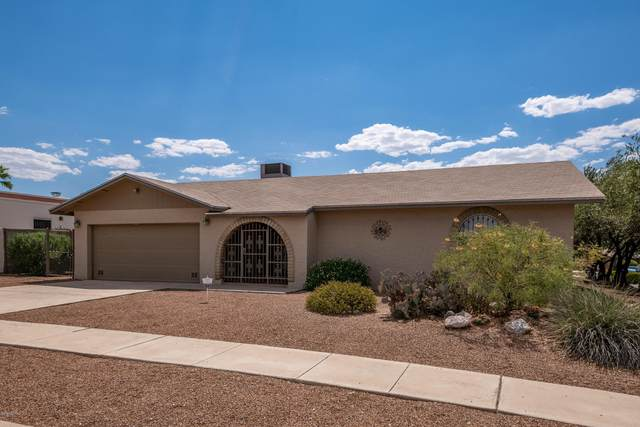 1458 S Olympic Club Drive, Tucson, AZ 85710 (#22022296) :: Long Realty - The Vallee Gold Team