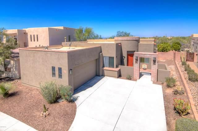 11409 N Moon Ranch Place, Marana, AZ 85658 (#22022312) :: Long Realty - The Vallee Gold Team