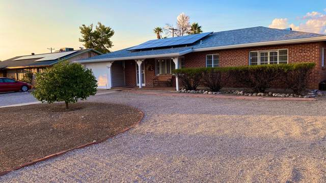 4349 E Cooper Circle, Tucson, AZ 85711 (#22022316) :: Kino Abrams brokered by Tierra Antigua Realty