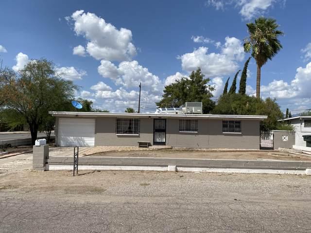 4301 E 28Th Street, Tucson, AZ 85711 (#22022337) :: Gateway Partners