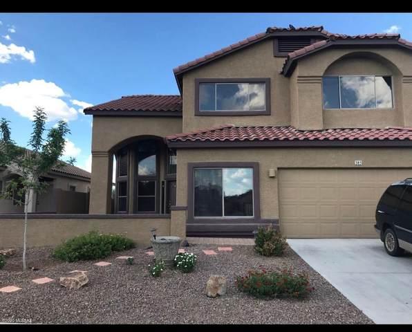 385 E Camino Del Abeto, Sahuarita, AZ 85629 (#22022351) :: Tucson Property Executives