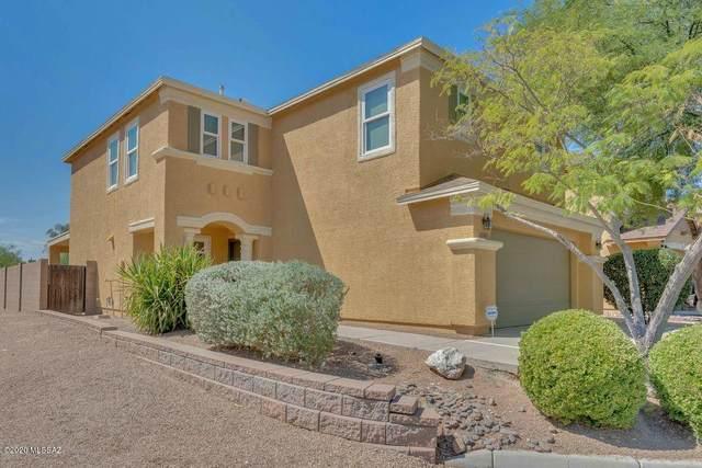 2747 W Leafwing Drive, Tucson, AZ 85741 (#22022391) :: Keller Williams