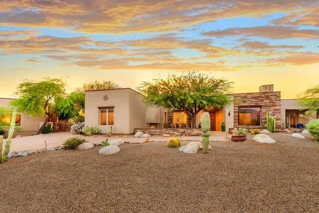 14005 N Honey Tree Place, Oro Valley, AZ 85755 (#22022401) :: Keller Williams