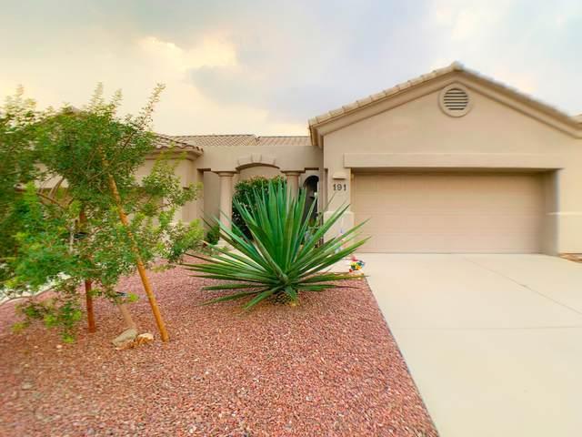 13401 N Rancho Vistoso Boulevard #191, Oro Valley, AZ 85755 (#22022442) :: AZ Power Team   RE/MAX Results