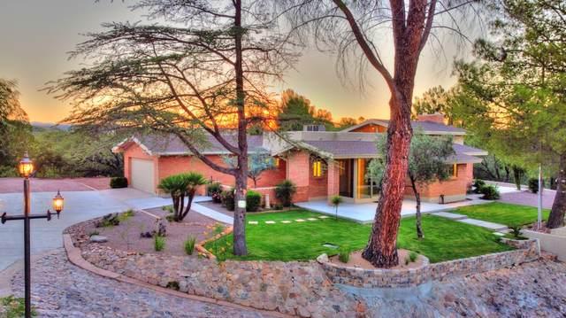 2821 N Liniero Place, Nogales, AZ 85621 (#22022444) :: Keller Williams