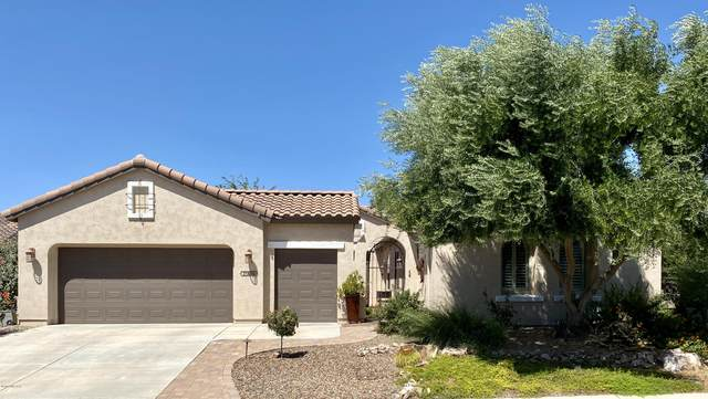 31856 S Misty Basin Road, Oracle, AZ 85623 (#22022447) :: Keller Williams