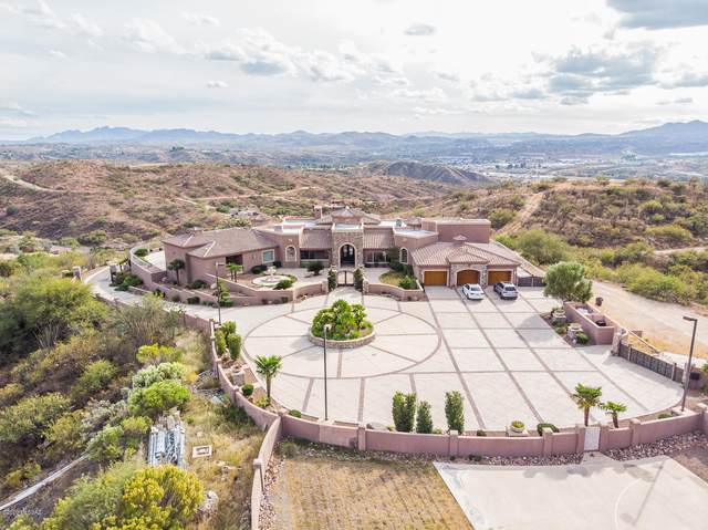 3211 N Canyon View Drive, Nogales, AZ 85621 (#22022449) :: AZ Power Team | RE/MAX Results