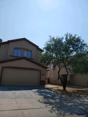 3598 Drexel Manor Stravenue, Tucson, AZ 85706 (#22022453) :: Long Realty - The Vallee Gold Team
