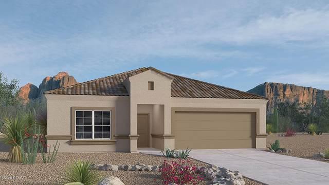 503 W Weldon Street W, Vail, AZ 85641 (#22022465) :: Keller Williams