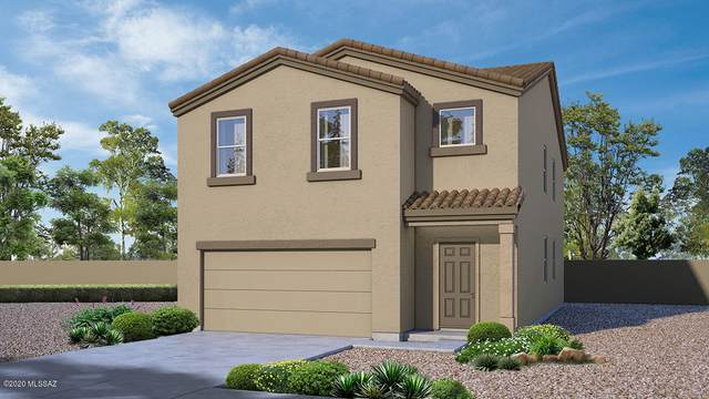 3215 N Dales Crossing Drive, Tucson, AZ 85745 (#22022474) :: Keller Williams