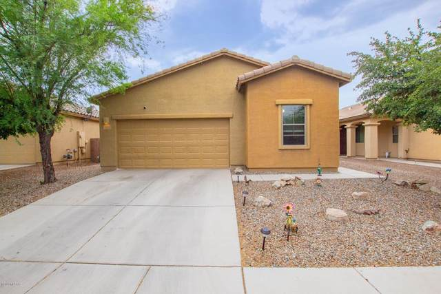 12881 N Fox Hollow Drive, Marana, AZ 85653 (#22022493) :: Gateway Partners