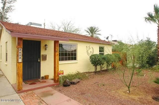 2632 E 19th Street, Tucson, AZ 85716 (#22022509) :: eXp Realty