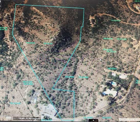 TBD Amura Lane #0, Nogales, AZ 85621 (#22022529) :: Luxury Group - Realty Executives Arizona Properties