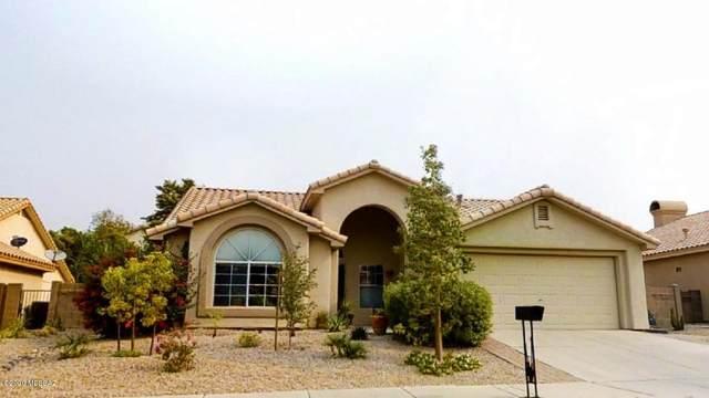 3050 W Calle Lucinda, Tucson, AZ 85741 (#22022532) :: Keller Williams