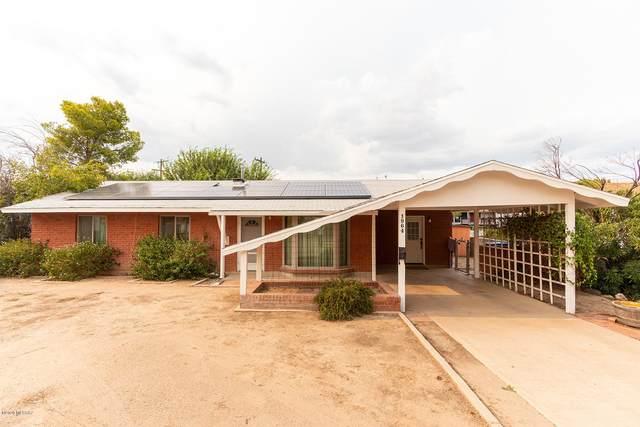1964 W Castle Drive, Tucson, AZ 85713 (#22022586) :: Keller Williams