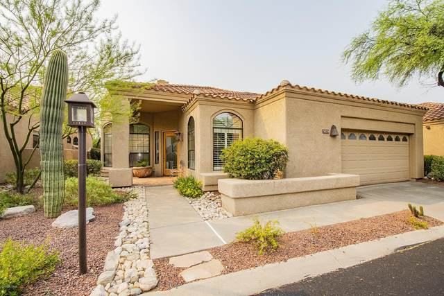 5829 N Golden Eagle Drive, Tucson, AZ 85750 (#22022592) :: Long Realty - The Vallee Gold Team