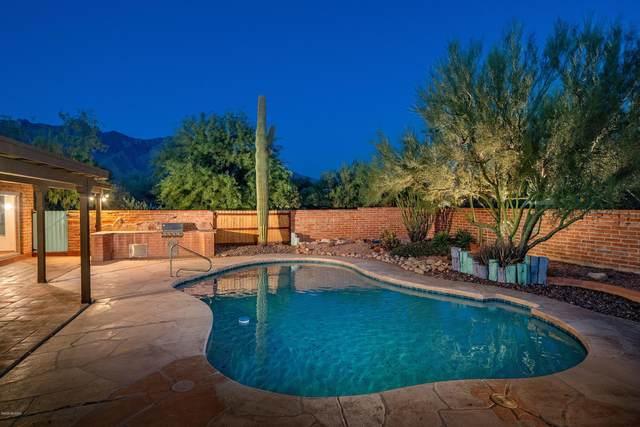 6316 N Camino Miraval, Tucson, AZ 85718 (#22022595) :: eXp Realty
