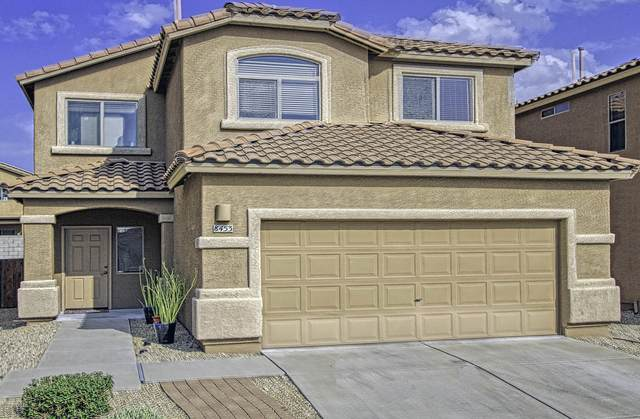 8453 S Hunnic Drive, Tucson, AZ 85747 (#22022605) :: Long Realty - The Vallee Gold Team