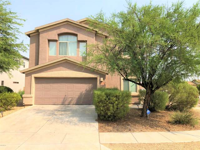 8220 W Zlacket Drive, Tucson, AZ 85757 (#22022622) :: Long Realty - The Vallee Gold Team