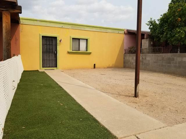 2109 S Richey Boulevard, Tucson, AZ 85713 (#22022630) :: Long Realty - The Vallee Gold Team